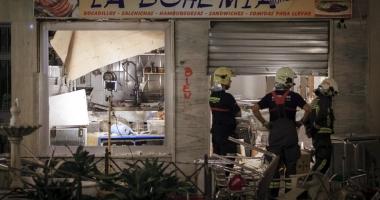 Momente de groază în Spania. 77 de victime, în urma unei explozii