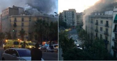 Barcelona, zguduită de două explozii. 21 de victime
