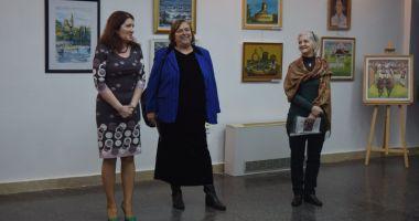 Expoziție de artă vizuală, la Muzeul Marinei