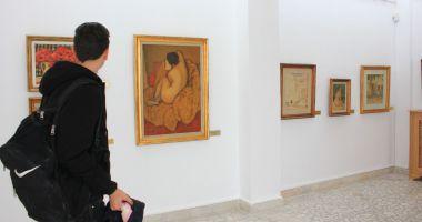 Expoziţie de grafică la Muzeul de Artă Constanţa