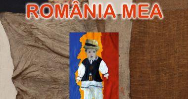"""Expoziţie de lucrări realizate de elevi - """"Imagini şi simbol în arta românească"""""""