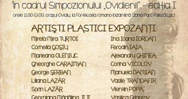 Omagiu poetului Ovidius