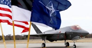Avioane americane F-35, în Estonia pentru exerciţii comune