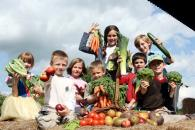 Alimentaţia corectă îi ajută pe copii să lupte împotriva răcelilor