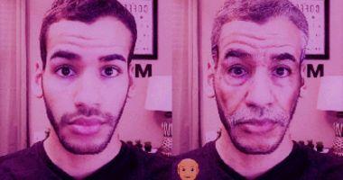 """Foto : Mare atenţie la aplicaţia care """"îmbătrâneşte"""" feţe!"""