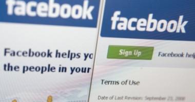 Facebook a şters paginile care conţineau glume despre viol