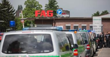 Germania / 13 răniți într-o explozie la o fabrică de piese auto în Bavaria