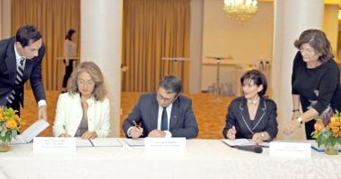 Edilul Decebal Făgădău a semnat acordul cu BERD pentru un serviciu de asistenţă tehnică