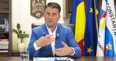 """VIDEO / Decebal Făgădău: """"La Constanța, parcarea s-a plătit, se plătește și se va plăti!"""""""