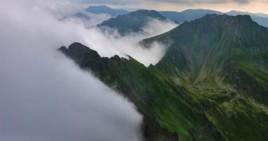 Mai mulți turiști au rămas blocați pe muntele Făgăraș