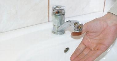 Constanţa, fără apă rece. Iată zonele afectate