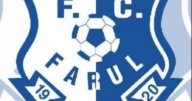"""Fotbal / Lucian Dobre: """"Farul este casa constănţenilor!"""""""