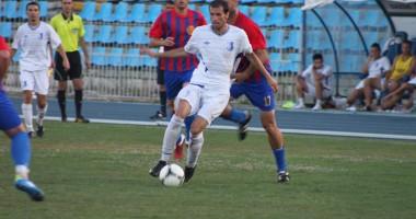 FC Farul s-a impus în amicalul cu Unirea Slobozia