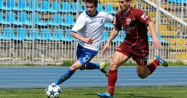 SPORT. FC Farul, condusă de la pauză de moldovenii de la CS MS Iaşi
