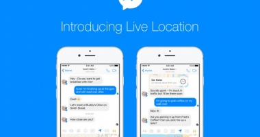 VIDEO / Facebook introduce o funcţie nouă în aplicația Messenger