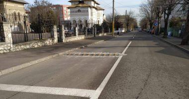 Limitatoare de viteză, pe străzile din Constanța. Iată zonele vizate