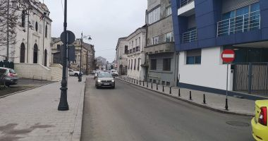 Zona peninsulară a Constanței, pietonală!  Situațiile în care este permisă circulația rutieră