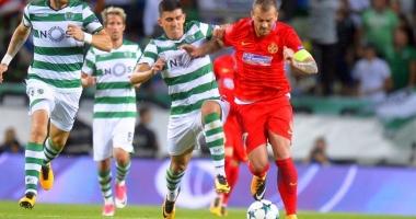 Catastrofă pentru Steaua! FCSB - Sporting Lisabona 1-5