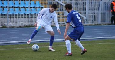 Fotbal / Gol FC Farul! Ivanovici marchează în minutul 85