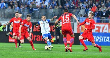 Fotbal / CS U Craiova – FCSB, 0-1. Campioana se decide în ultima etapă