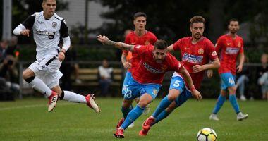 Fotbal / FCSB 2-1 Al Gharafa. Man și Jakolis i-au adus prima victorie lui Dică
