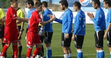 FC Viitorul întâlneşte, azi, Delta Tulcea