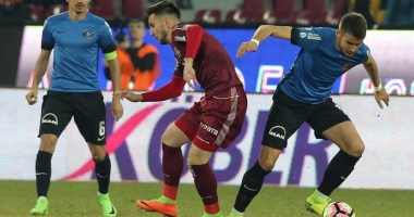 FC Viitorul, avans minim în faţa Stelei, în play-off. Hagi: