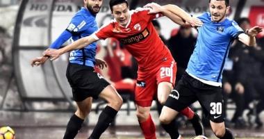 FC Viitorul deschide play-off-ul cu Dinamo şi Steaua