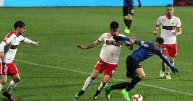 FC Viitorul, remiză cu Dinamo. Urmează derby-ul cu Steaua