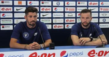 FC Viitorul şi-a prezentat achiziţiile, înaintea plecării în Turcia