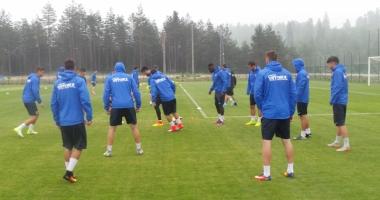 FC Viitorul va juca primul amical al cantonamentului din Turcia