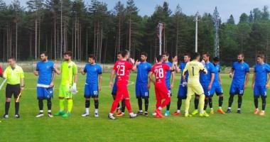 FC Viitorul încheie cantonamentul din Turcia cu un succes