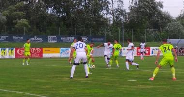 FC Viitorul a pierdut amicalul cu CSKA Moscova