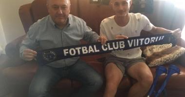 FC Viitorul, alături de Carlo Casap, după accidentarea din meciul  cu Gaz Metan