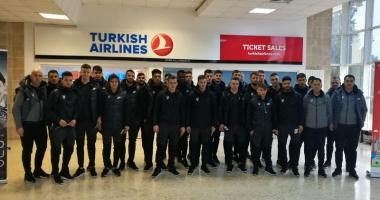 FC Viitorul a plecat în cantonament, în Turcia