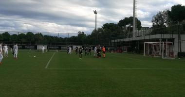 Fotbal / FC Viitorul Constanţa - Grasshoppers Zurich 1-1