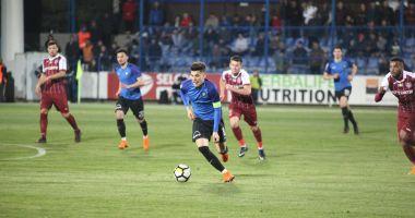 FC Viitorul vrea revanşa  în faţa celor de la FCSB