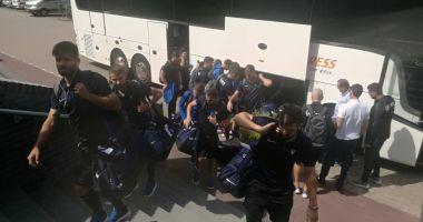 FC Viitorul Constanţa a ajuns la Arnhem