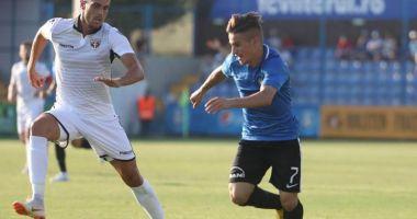 FC Viitorul vrea să îşi consolideze locul de play-off