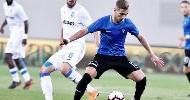 FC Viitorul înfruntă pe CSU Craiova, la Ovidiu