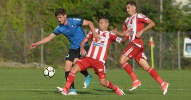FC Viitorul a învins Sepsi OSK Sfântu Gheorghe cu 3-1 în play-off