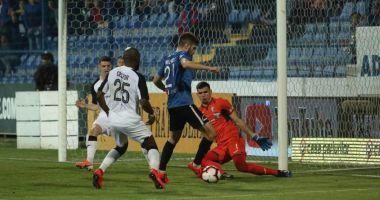 FC Viitorul, la un punct distanţă de podiumul Ligii I