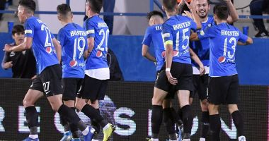 FC Viitorul, meci important cu Poli Iași, în week-end