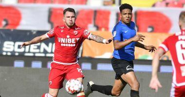 FC Viitorul a remizat cu Dinamo în