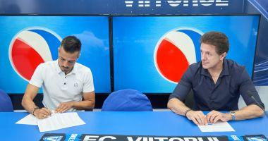 FC Viitorul și-a prezentat noul manager