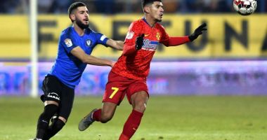 FC Viitorul, meci greu pe Arena Națională, cu FCSB