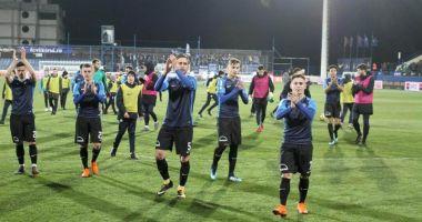 FC Viitorul doreşte  să prelungească  şirul victoriilor  din play-off
