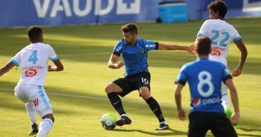 FC Viitorul joacă,  astăzi,  cu Gaz Metan Mediaş