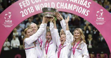 Tenis, FedCup / Cehia vs Canada, în play-off-ul pentru menţinerea/promovarea în Grupa Mondială