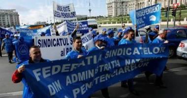 Federaţia PUBLISIND se solidarizează cu protestul Federaţiei Naţionale a Sindicatelor din Administraţie